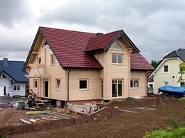 Lerg Holzhaus - Blockhäuser Referenzen